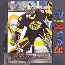 MALCOLM SUBBAN  RC  2015/16  UD  Young Guns  #211  Boston Bruins  ROOKIE  YG