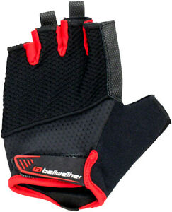 Bellwether Gel Supreme Fingerless Gloves | Ferrari | 2XL