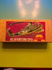 Aurora Bell AH-1G Heuy Cobra 'Copter Young Model Builders Club