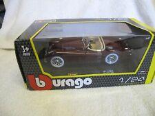 BBURAGO JAGUAR XK120 ROADSTER NIB                .