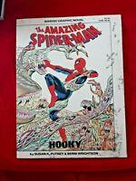 The Amazing Spider-Man: Hooky (1986) Vintage Marvel Graphic Novel VG-FN