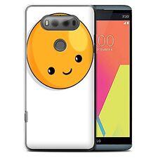 STUFF4 Back Case/Cover/Skin for LG V20 F800/H990/VS995/Kawaii Food