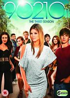 90210 Complete Series 3 Dvd Box Set Season All Episodes New Sealed Uk Release