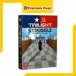 Twilight Struggle Deluxe Edition Board Game The Cold War Game