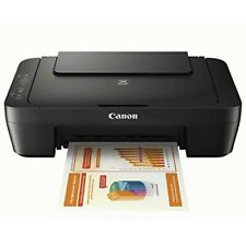 Open Box: Canon Mg Series Pixma Mg2525 Inkjet Photo Printer with Scanner/Copier,