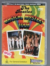 The Beatles - Magical Mystery Tour (DVD, 2006) FACTORY SEALED ALL REGION