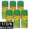 1/3/6 x BOSISTO'S EUCALYPTUS OIL SPRAY KILLS DUST MITE ANTI-MITES BOSISTOS 200g