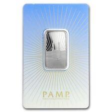 Lingot Suisse PAMP Islam 10g argent pur 9999 / 10g Ka'Bah, Mecca Fine Silver Bar