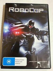 RoboCop DVD 2014 Remake Joel Kinnaman & Gary Oldman - AUSTRALIAN REGION 4 PAL