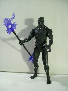 """MARVEL AVENGERS BLACK PANTHER 6"""" ACTION FIGURE HASBRO COMPLETE 2019"""