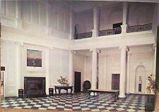 Irish Postcard CASTLETOWN Entrance Hall Interior Celbridge Kildare Ireland IGS