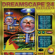 DREAMSCAPE 24 - WESTWORLD (CD COLLECTION) MARCH 1997 (UNITED DANCE WORLD DANCE)