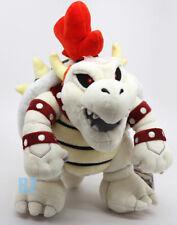"GENUINE Super Mario Bros Dry Bowser Plush 10"" All Star Collection Sanei 3059"