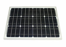Modulo solare 30 Watt Mono PANNELLO FOTOVOLTAICO cella certificato TÜV