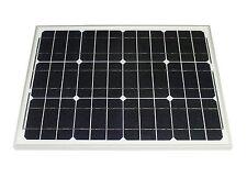 Módulo solar 30 vatios mono panel solar fotovoltaica celda solar certificado TÜV