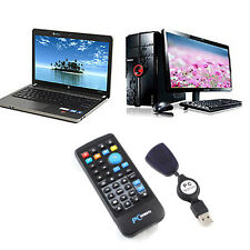 USB Computer Wireless Mouse Remote Control Media Controller For Android TV Box