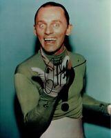 Frank Gorshin Signed Autographed 8x10 Photo The Riddler Batman Big Smile JSA