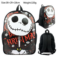 The Nightmare Before Christmas Backpack Bag Travel Hiking unisex bags fashion