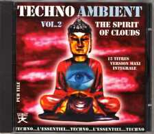 Compilation - Techno Ambient Vol. 2 - CD - 1994 - Techno Trance Fairway France