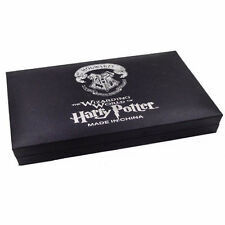 New EST Set of 5 pcs Harry Potter Hogwarts House Metal Pin Badge In Box Collecti