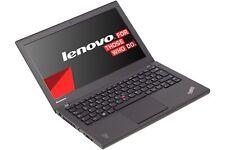"""Lenovo ThinkPad X240 Notebook 12,5"""" i5-4200U (1.6GHz) 4GB RAM 500GB HD-Webcam"""