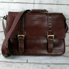 Tumi Damen Aktentasche Tasche Laptoptasche Messenger Business Briefcase Braun