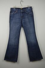 Seven For All Mankind Hemmed Womens 29 Denim Jeans A Pocket W 29.5 x I 30.5