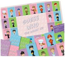 Baby Shower Party Games  -  GUESS WHO THE DADDY IS?   Team Game