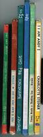 Set of 6 Charlotte Steiner - all 1st Edition Vintage Books!