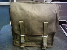 Unissued Polish Army Canvas/Webbing Bread Bag - Fishing/Shooting/School/