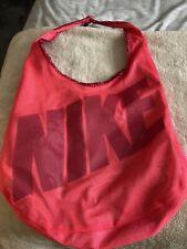 nike gym beach Large Bag
