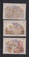 AUSTRALIA 1991 Christmas MNH SG1309-11