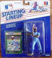 1989  Tim Raines - Starting Lineup - SLU - Sports Figurine - Montreal Expos