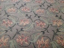 CHENILLE DESIGNER FABRIC KRAVET Upholstery Drapery Pillows ART NOUVEAU  BTY