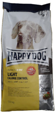 12,5kg Happy Dog  Fit & Well Light Calorie Control Hundefutter