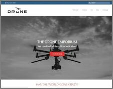 UAV DRONES Website Earn $392.00 A SALE|FREE Domain|FREE Hosting|FREE Traffic