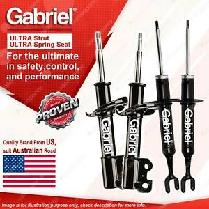 Gabriel Front + Rear Ultra Shock Absorbers for Hyundai iX35 LM 2.0 2.4L AWD