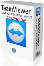 Teamviewer V.13,14,15 unlimited Trial period reset tool(Windows OS)-Fast Link-