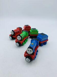 Thomas & Friends Rex Bert Mike Arlesdale Take N Play Die Cast Train Magnetic Lot