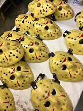 Jason Hockey Mask!!! Hand Painted!!! Part 3!!!