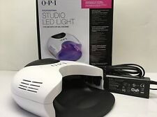 OPI GelColor STUDIO LED LIGHT Lamp Gel Dryer 110V- 240V BUILT IN FAN GL901