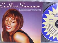 Donna Summer- Endless Summer- Greatest Hits- Made in Germany 1994 WIE NEU
