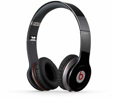 Beats Solo HD BLACK Over Ear Headphones Beats By Dr. Dre (IL/RT6-MH672AMA-UG)