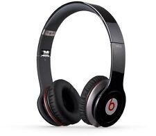 Beats Solo HD BLACK Over Ear Headphones Beats By Dr. Dre (RT6-MH672AMA-UG)