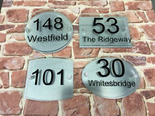 Handmade House Name Decorative Door Signs/Plaques