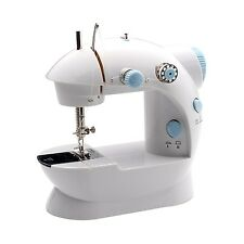 Mini Sewing Machine Sew 2 Speed Embroidery Handle Foot Pedal Needle BestDealer
