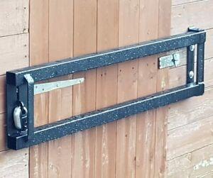 1000mm Shed Door Security Bar