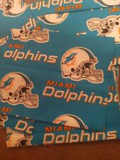 Miami Dolphins Cotton Fabric  ( 8