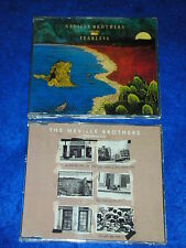 lot 2 CD maxi THE NEVILLE BROTHERS one more day FEARLESS live version TAMBOURINE