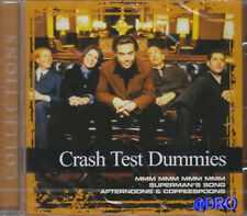 CRASH TEST DUMMIES + Collections + CD 12 starke Stücke
